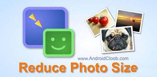 Reduce Photo Size دانلود Reduce Photo Size v1.0.27 برنامه تغییر سایز عکس اندروید