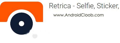 Retrica Selfie دانلود Retrica – Selfie, Sticker, GIF Pro v4.0.1 اپ عکاسی اندروید
