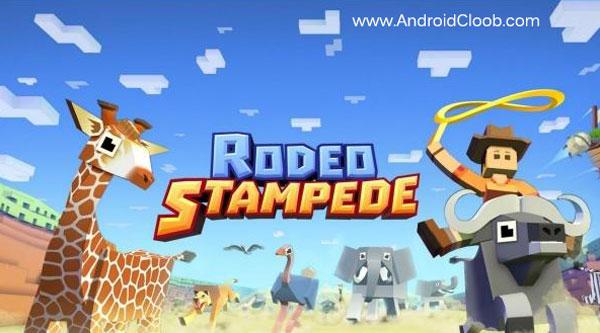 Rodeo Stampede دانلود Rodeo Stampede: Sky Zoo Safari v1.7.1 بازی مدیریت باغ وحش اندروید + مود