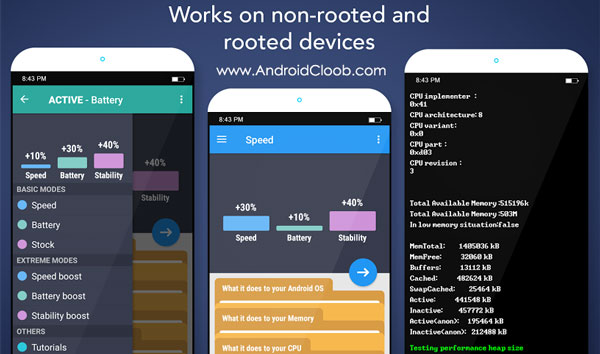 Root Booster دانلود Root Booster v3.0.6 افزایش سرعت گوشی اندروید