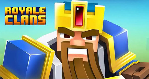 Royale Clans Clash of Wars دانلود Royale Clans   Clash of Wars v4.71 بازی رویال کلنز اندروید + مود