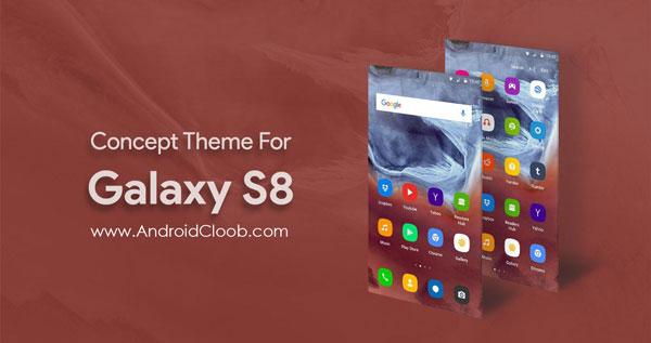 S8 Launcher Pro دانلود S8 Launcher Pro, Galaxy theme v1.0 لانچر گلکسی اس 8 اندروید