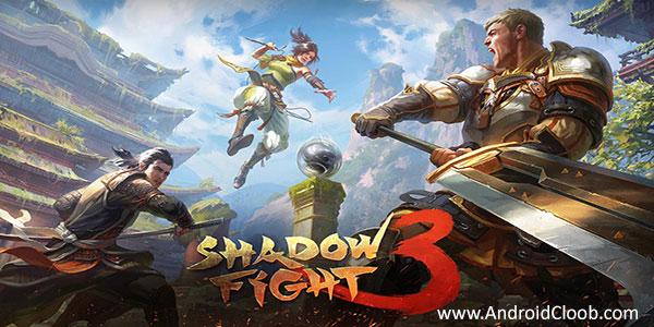 Shadow Fight 3 دانلود Shadow Fight 3 v1.16 بازی جنگ سایه ها 3 اندروید + مود