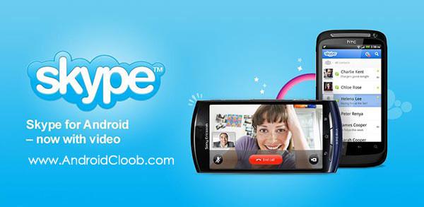 Skype دانلود اسکایپ آخرین ورژن Skype   free IM & video calls v8.3.0 اندروید