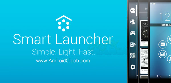 Smart Launcher 3 دانلود Smart Launcher 3 v3.25.31 لانچر هوشمند اندروید