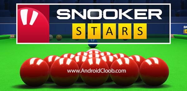 Snooker Stars دانلود Snooker Stars v1.96 بازی اسنوکر اندروید + مود