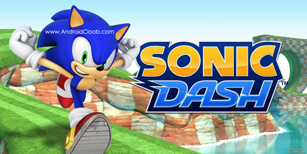 Sonic Dash دانلود Sonic Dash v3.7.0.Go بازی زیبای سونیک اندروید + مود