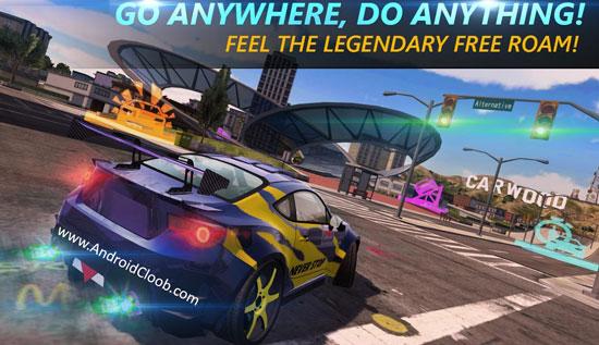 Speed Legends دانلود Speed Legends v1.0.10 بازی سرعت افسانه ای اندروید + مود