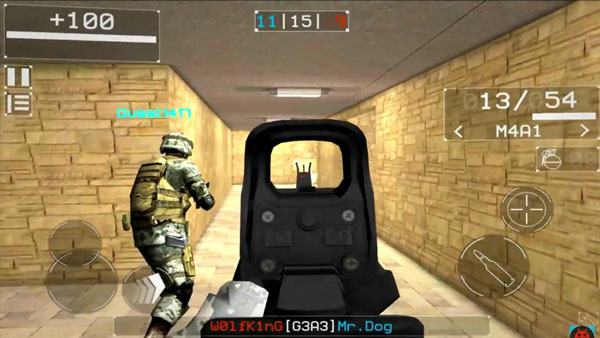 Squad Strike 3 دانلود Squad Strike 3 : FPS v1.6 بازی جوخه ضربه اندروید + مود