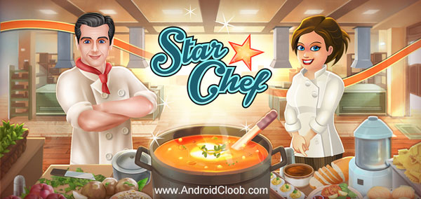 Star Chef دانلود Star Chef: Cooking Game v2.14 بازی آشپزی حرفه ای اندروید + مود