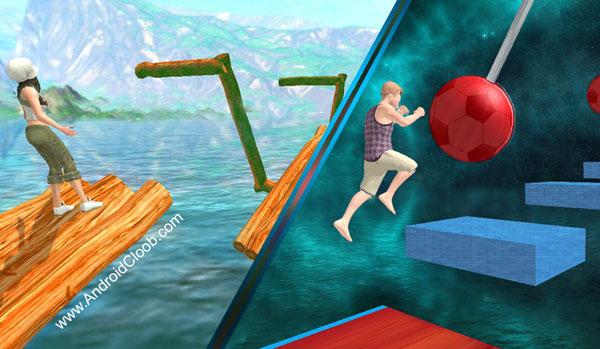 Stuntman Water Run دانلود Stuntman Water Run v1.0.10 بازی دویدن در آب اندروید
