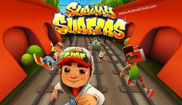 Subway Surfers دانلود Subway Surfers v1.74.0 بازی موج سواران مترو اندروید + مود
