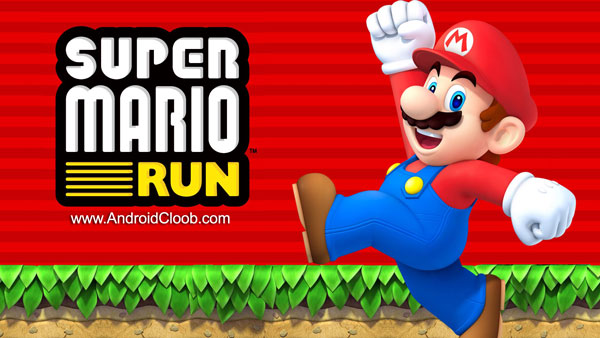 Super Mario Run دانلود Super Mario Run v2.1.0 بازی قارچ خور جدید اندروید