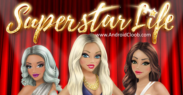 Superstar Life دانلود Superstar Life v6.3 بازی زندگی سوپر استار اندروید + مود