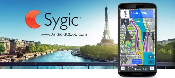 Sygic دانلود GPS Navigation & Maps Sygic v17.2.2 مسیریاب اندروید + کرک