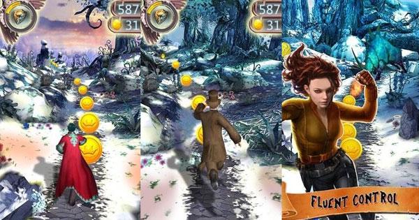 Temple Endless Run 2 دانلود Temple Endless Run 2 v1.1.2 بازی فرار از معبد بی انتها اندروید