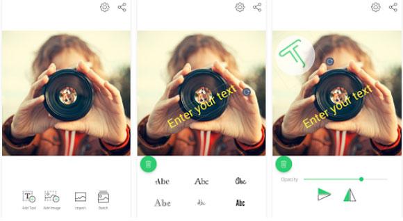 Text on Photos دانلود TypIt Pro – Text on Photos v1.11 برنامه نوشتن متن روی عکس اندروید