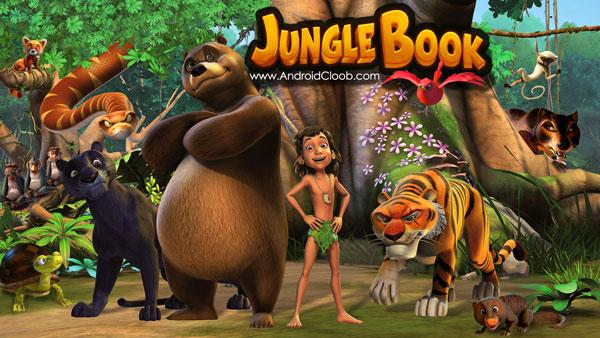 The Jungle Book دانلود The Jungle Book v1.5.0.7 بازی کتاب جنگل اندروید + مود