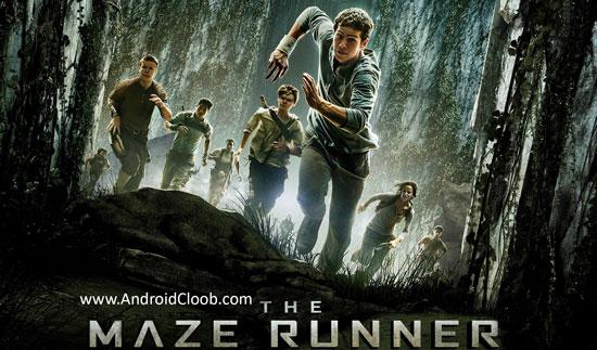 The Maze Runner دانلود The Maze Runner v1.8.2 بازی دونده ی هزارتو اندروید
