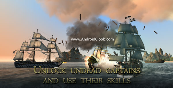 The Pirate Plague of the Dead دانلود The Pirate: Plague of the Dead v1.6 بازی نبرد دزدان دریایی اندروید + مود