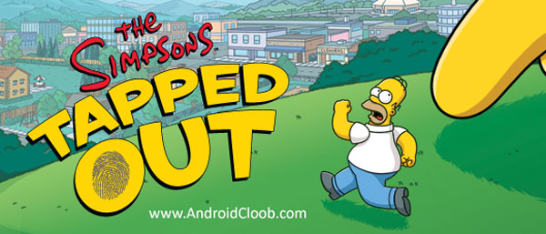 The Simpsons دانلود The Simpsons™: Tapped Out v4.32 بازی سیمپسون ها اندروید + مود