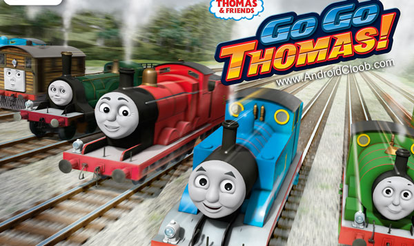 Thomas and Friends Go Go Thomas دانلود Thomas & Friends: Go Go Thomas v1.3 بازی توماس و دوستان Go اندروید