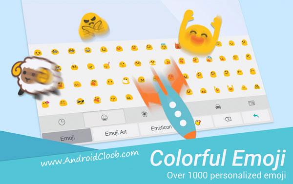 TouchPal Emoji Keyboard دانلود TouchPal Emoji Keyboard v6.2.2.3 کیبورد تاچ پال اندروید + پرمیوم