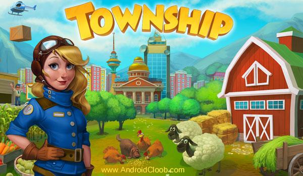 Township دانلود Township v4.9.1 بازی شبیه ساز مزرعه و شهر اندروید