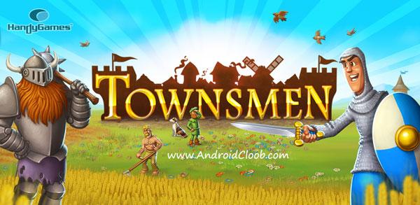 Townsmen Premium دانلود Townsmen Premium v1.10.2 بازی شبیه سازی شهر نشینان اندروید + مود