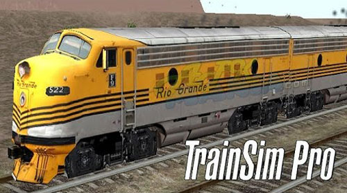 Train Sim دانلود Train Sim Pro v3.7.9 بازی قطار رانی اندروید