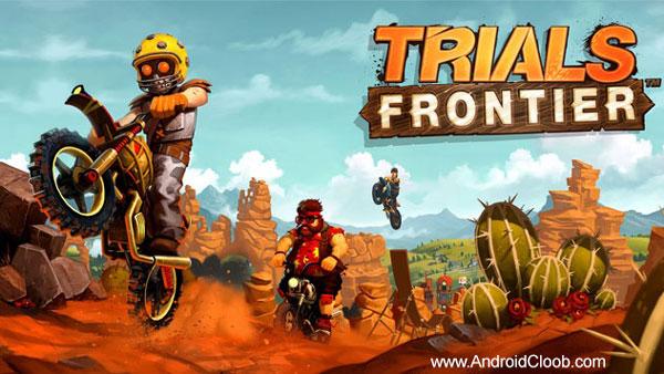 Trials Frontier دانلود Trials Frontier v5.0.1 بازی موتور سواری تریل اندروید + مود