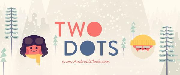 Two Dots دانلود Two Dots v3.9.2 بازی فکری 2 نقطه اندروید + بدون محدودیت