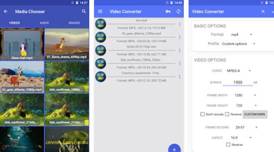 Video Converter PRO دانلود Video Converter PRO v4.0a برنامه تبدیل فرمت ویدیو اندروید