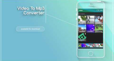 Video To MP3 Converter Pro دانلود Video To MP3 Converter Pro v1.0.4 برنامه تبدیل ویدیو به صوت اندروید