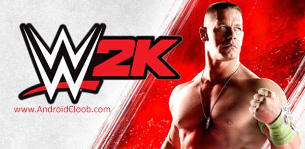 WWE 2K دانلود WWE 2K v1.1.8 بازی کشتی کج 2017 اندروید