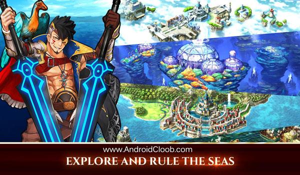 War Pirates دانلود War Pirates v2.1.1.10 بازی جنگ دزدان دریایی اندروید + مود