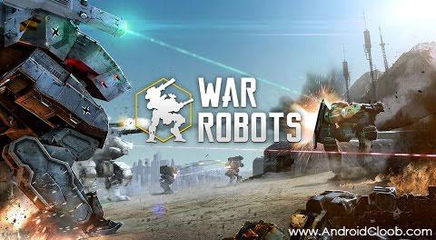 War Robots دانلود War Robots v2.9.0 بازی جنگ ربات ها اندروید + مود