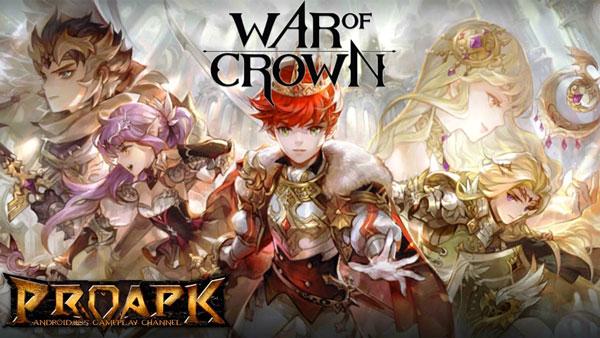 War of Crown دانلود War of Crown v1.0.38 بازی جنگ تاج اندروید
