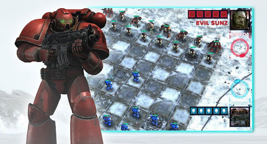 Warhammer 40000 Regicide 1 دانلود Warhammer 40,000: Regicide v2.2 بازی ورهمر   شاه کش اندروید + مود