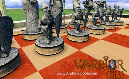 Warrior Chess دانلود Warrior Chess v1.26.5 بازی شطرنج واقعی اندروید