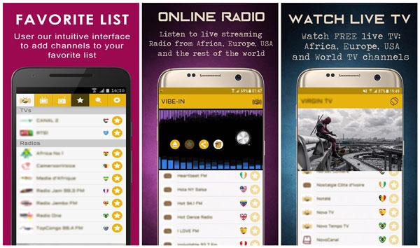 Watch Live TV Online Radio APK دانلود Watch Live TV & Online Radio v4.0.5 پخش زنده تلویزیون و رادیو اندروید