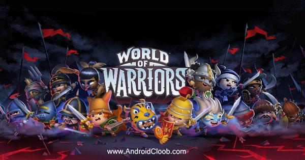 World of Warriors دانلود World of Warriors v1.15.3 بازی عالم جنگجویان اندروید + مود