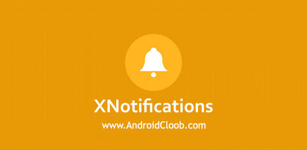 XNotifications دانلود XNotifications v2.6.6 برنامه مدیریت ناتیفیکیشن اندروید