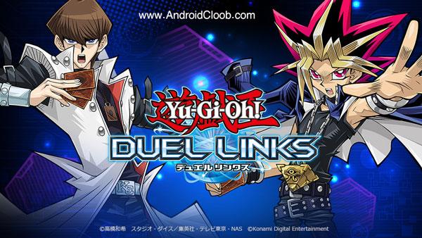 Yu Gi Oh Duel Links دانلود Yu Gi Oh! Duel Links v1.8.0 بازی یوگی اوه اندروید + مود