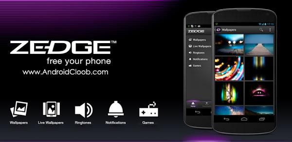 ZEDGE دانلود ZEDGE™ Ringtones & Wallpapers Final برنامه والپیپر و رینگتون جدید اندروید