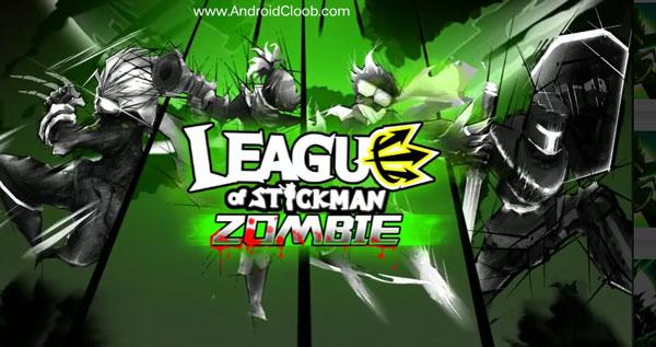 Zombie Avengers دانلود Zombie Avengers:Stickman War Z v2.1.1 بازی انتقام جویان زامبی اندروید + مود
