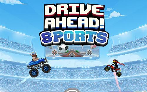 drive ahead sports دانلود Drive Ahead! Sports v1.10.1 بازی ورزشی ماشین اندروید + مود