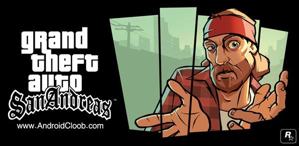gta 5 دانلود GTA: San Andreas v2.00 بازی جی تی ای v واقعی اندروید + مود
