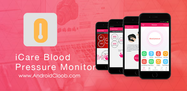 icare blood pressure pro دانلود iCare Blood Pressure Pro v3.4.5 تست فشار خون اندروید