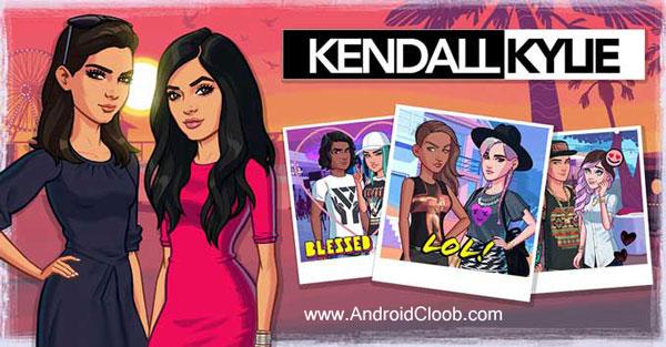 kendall and kylie دانلود KENDALL & KYLIE v2.8.0 بازی کندال و کایلی اندروید + پول بی نهایت